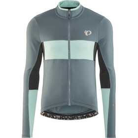 PEARL iZUMi Elite Escape Maillot manches longues Homme, midnight navy/arctic